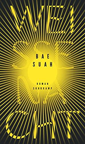 Buchseite und Rezensionen zu 'Weiße Nacht: Roman' von Bae Suah