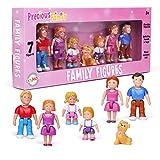 Playkidz Family Figures - Small Play People 7...