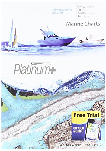 Save %13 Now! Navionics Platinum+ SD 651 Central Gulf of Mexico Nautical Chart on SD/Micro-SD Card -...