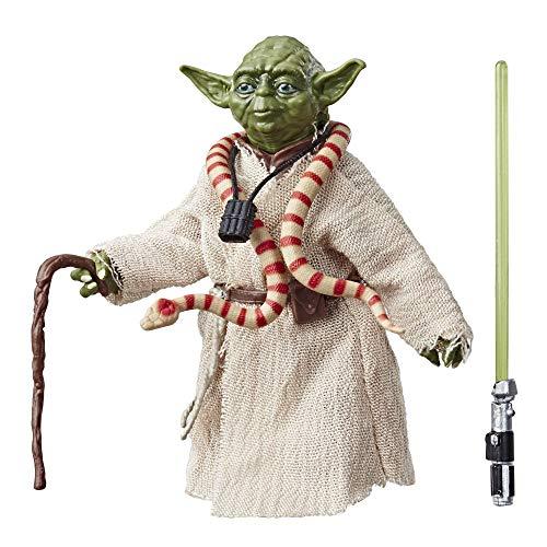 Star Wars The Black Series GR Yoda, 15 cm große Actionfigur, ab 4 Jahren