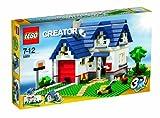LEGO Creator 5891 - Villetta e Giardino Fiorito