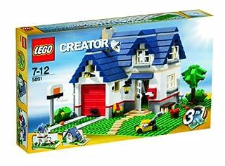 LEGO Creator 5891 - Haus mit Garage (B002KCNUYO) | Amazon price tracker / tracking, Amazon price history charts, Amazon price watches, Amazon price drop alerts