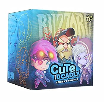 UCC Distributing Overwatch Blind Boxed Cute But Deadly Series 4 - One Random