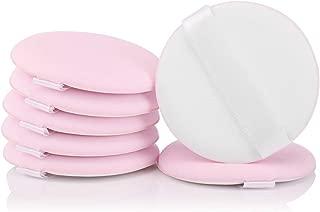 10/20 pack Ultra-Soft Makeup Foundation Sponge Air Cushion Powder Puff for Applying BB Cream, Liquid Cream, Shading Loose Powder (20pack pink)