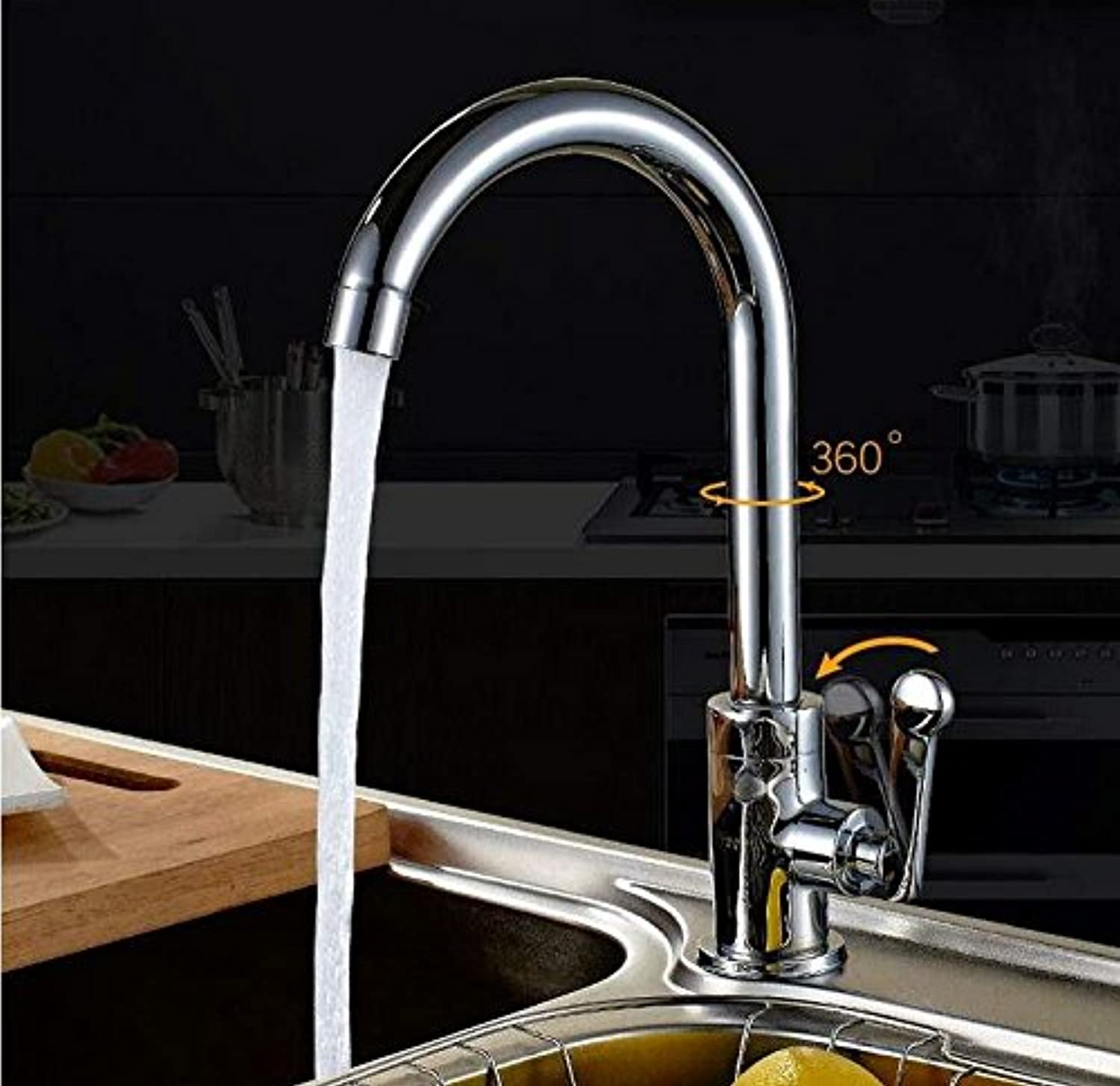 Lpophy Bathroom Sink Mixer Taps Faucet Bath Waterfall Cold and Hot Water Tap for Washroom Bathroom and Kitchen Copper Single Single Hole Single Cold Stainless Steel