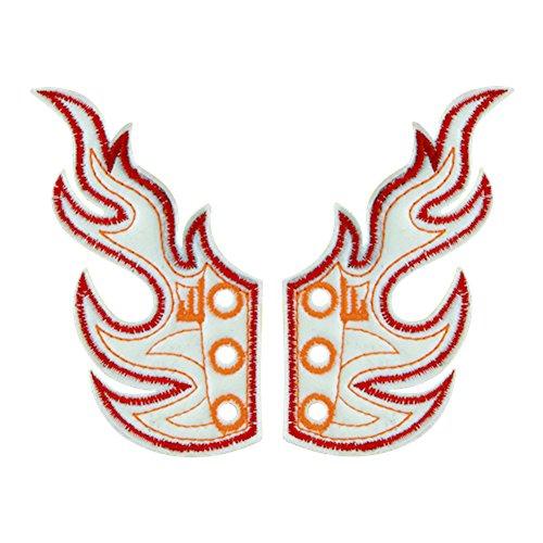 Shwing–Flammen White Foil  SHW 30101