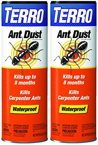 2-Pack TERRO 600 1-Pound Ant Killer Dust