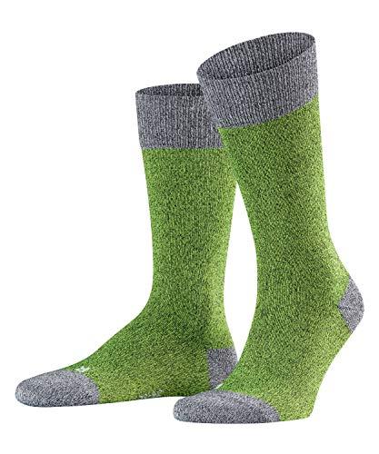 FALKE Herren Socken Urban Form, Lyocellmischung, 1 Paar, Schwarz (Black 3000), Größe: 43-46