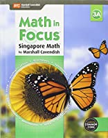 Math in Focus , Book a Grade 3 (Hmh Math in Focus)