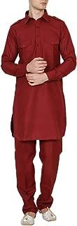 Royal Kurta Men's Bollywood Style Pathani Suit Set