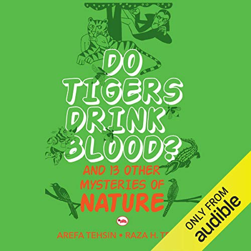 Do Tigers Drink Blood? cover art