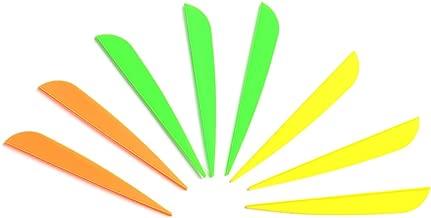 3 inch arrow fletching