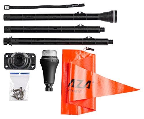 Railblaza Kajak II Sichtbarkeit-Kit–Schwarz
