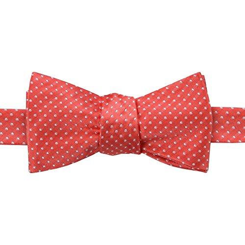 Fliege aus der Hochzeits-Kollektion, 100 % Seide, zum Selbstbinden, Pink