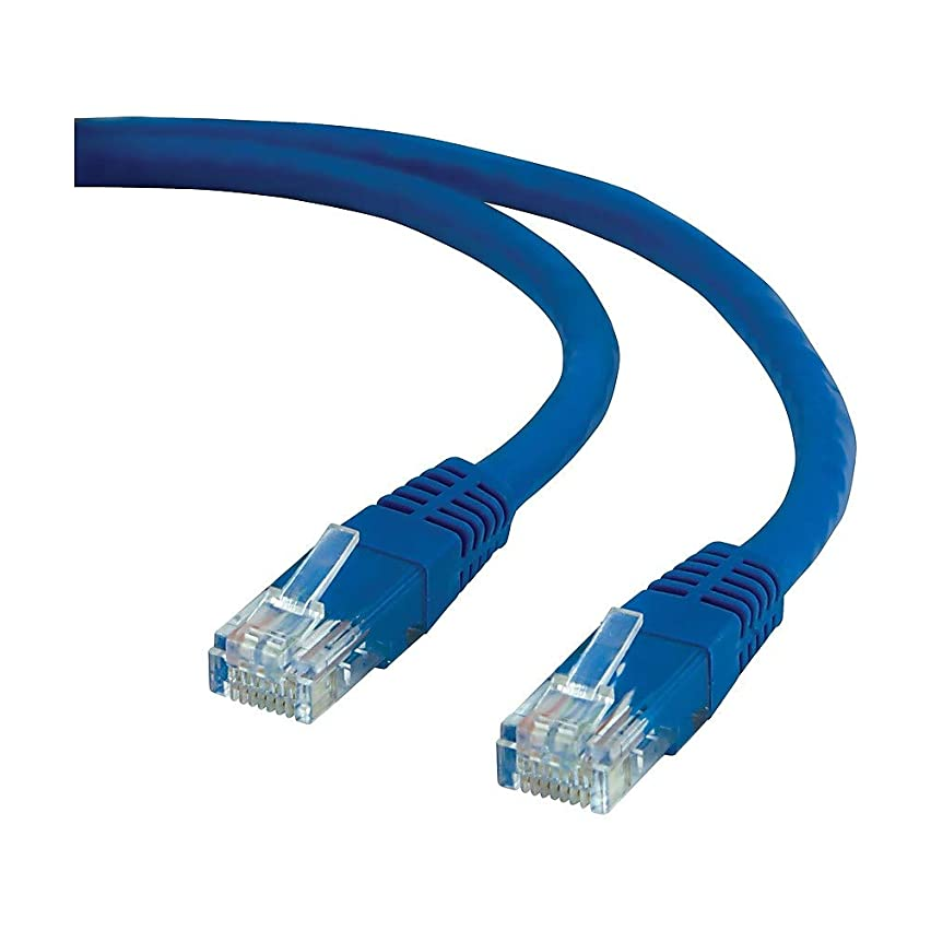 STAPLES 2094894 50' Cat5E Ethernet Networking Cable Blue