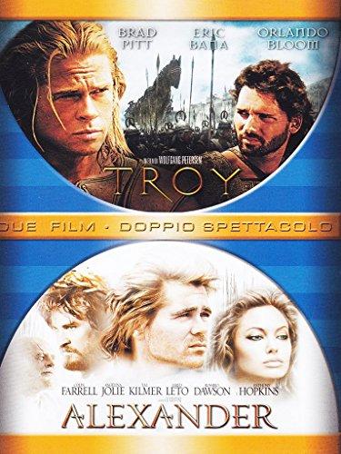 Troy + Alexander (Box 2 Dvd)