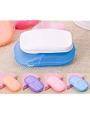 120枚石鹸の泡の紙ットミニバス石鹸フォームペーパー6pack6色キャンプ、ハイキング、家族での入浴に最適ポータブルソープペーパーはスクールバッグに入れられます,紙石鹸 ハンド-Ollievera