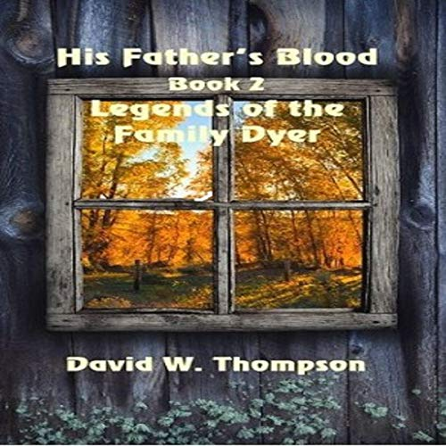 His Father's Blood audiobook cover art