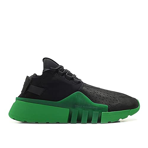 3592a42a0 adidas Y-3 Men Ayero (Black Green Black Olive)