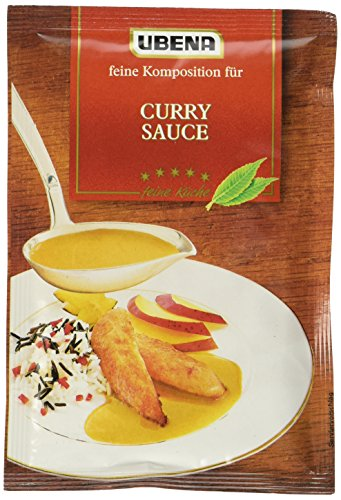 Ubena Curry Sauce (1 x 40 g)