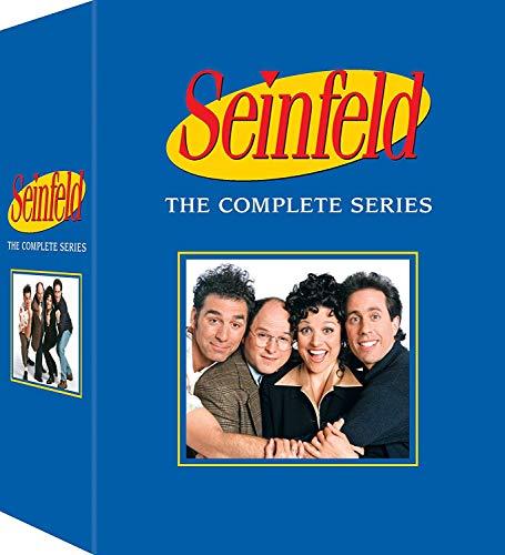 Seinfeld: Complete Series Box Set (Repackage) – DVD