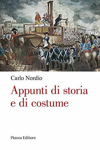 Appunti di storia e di costume