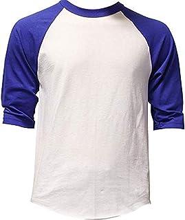 18c77b0e538 DealStock Shaka Active Casual Camo Raglan Tee 3 4 Sleeve Tee Shirt Jersey