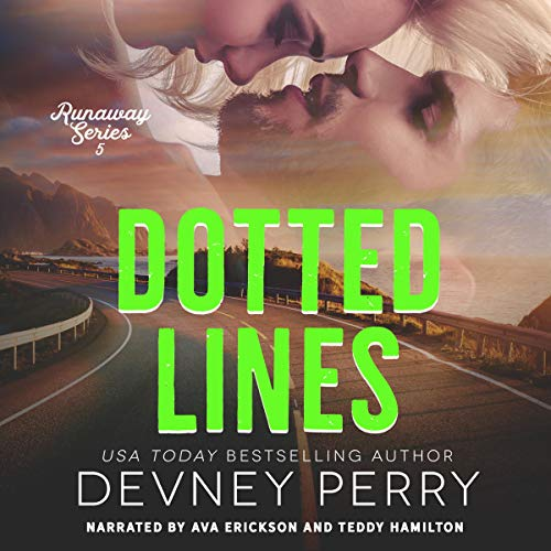 Dotted Lines Audiobook By Devney Perry cover art