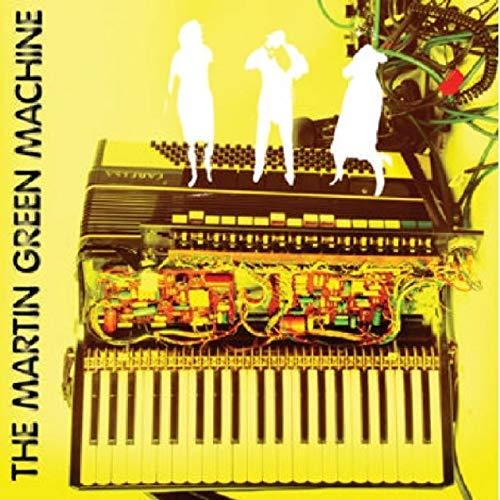 Martin Green Machine: First Sighting