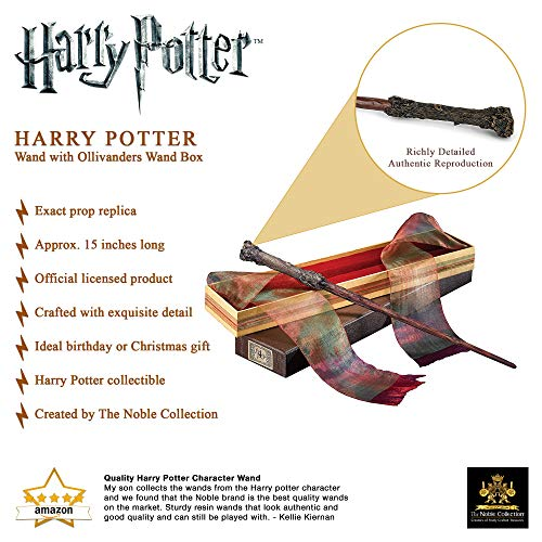 The-Noble-Collection-Harry-Potter-Wand-in-Ollivanders-Box-149-inch-38cm-Harry-Potter-Wand-With-Replica-Ollivanders-Wand-Box-Harry-Potter-Film-Set-Movie-Props-Wands