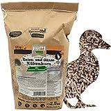 DuckGold Enten- und Gänse Kükenkorn 2,5kg   Entenfutter Gänsefutter Küken Entenstarter Gänsestarter