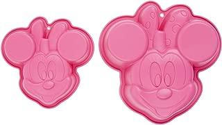 Disney Minnie Mouse - Molde de Silicona (2 Unidades)