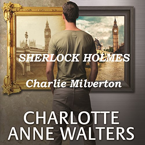Charlie Milverton audiobook cover art
