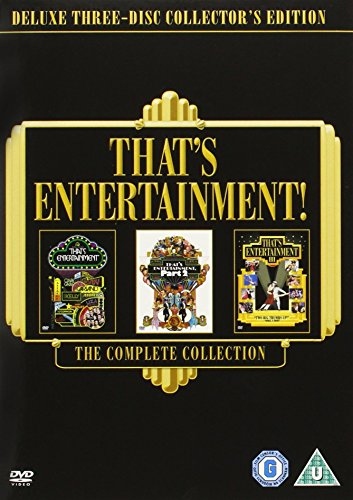 Thats Entertainment Parts 1, 2 and 3 [3 DVDs] [UK Import]
