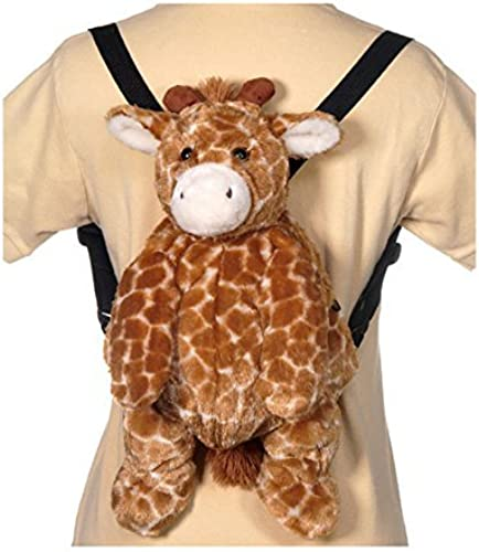 Giraffe Backpack 16 by Fiesta by Fiesta Toys