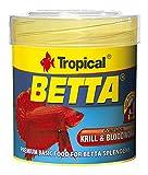 Tropical Betta - Comida para Peces de Lucha (50 ml)