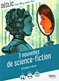 3 nouvelles de science-fiction