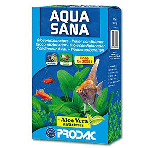 Aqua Sana - Acondicionador de agua para acuario (500 ml)