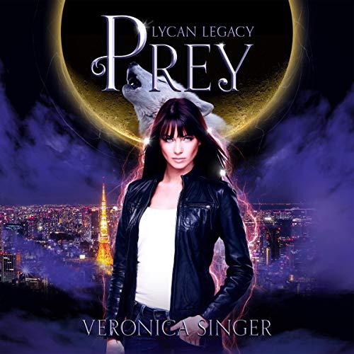Lycan Legacy - Prey cover art