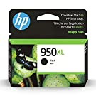 HP 950XL   Ink Cartridge   Black   Works with HP OfficeJet Pro 251dw, 276dw, 8100, 8600 Series   CN045AN