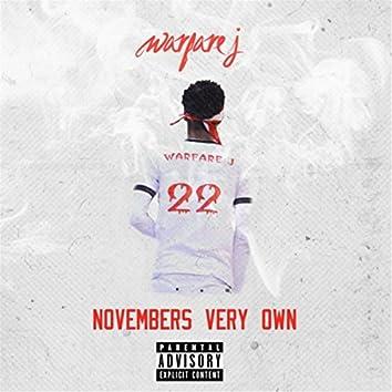 November's Very Own