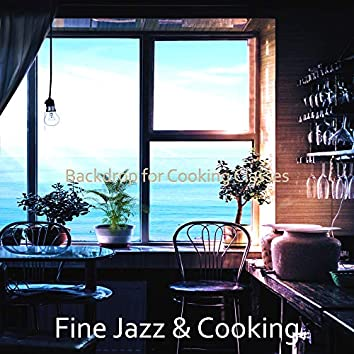 Backdrop for Cooking Classes