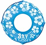 ドウシシャ 浮き輪 SayAloha ブルー 90cm