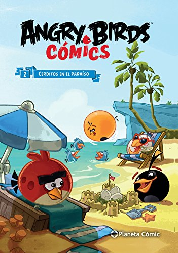 Angry Birds nº 02/06: Cerditos en el paraiso: 168 (Independientes USA)