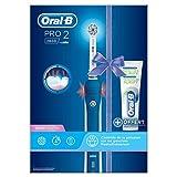 Oral-B Power Pro 2 2800 Cepillo De Dientes Éctrico Accionado + Purificar Pasta De Dientes De Las Encías 530 g