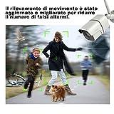 Zoom IMG-2 telecamera di sorveglianza 1080p wifi