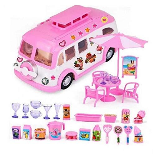 LAVALINK La Mejor Elección Productos Juego De Imaginación De Muñecas De Juguete De Regalo Set Dollhouse Miniatures Niños Juguetes Chica del Cumpleaños Mejores Regalos