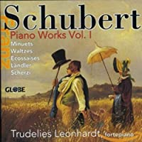 Schubert: Piano Works Vol.1