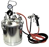 TCP Global Pressure Tank Paint Spray Gun...