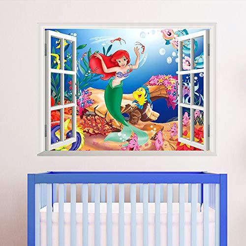 Blanc ufengke home Stickers Mural Point de Polka 20 Cercle Rond Autocollant Mural Amovibles en Vinyle DIY Mural Art Stickers pour Garderie B/éb/é Chambre Enfant